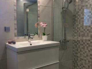 Baños de estilo  por Acontece Design Solutions, Moderno