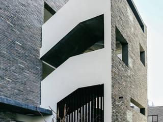 AAPA건축사사무소 Rumah keluarga besar