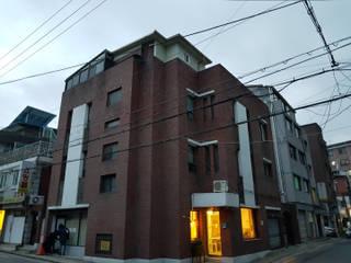 現代  by AAPA건축사사무소, 現代風