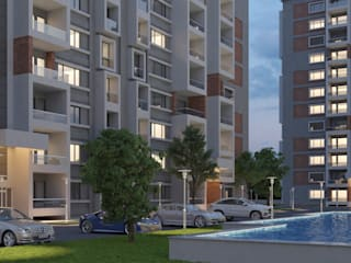 Dündar Design - Mimari Görselleştirme Modern houses