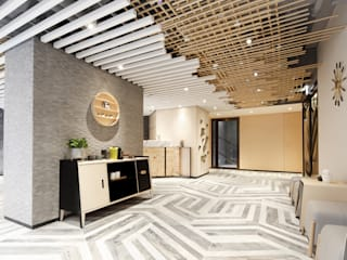 Artta Concept Studio Hotels Wood effect
