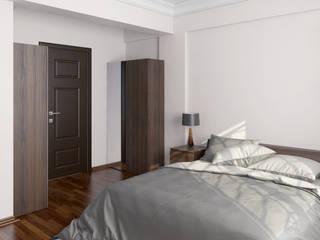 Dündar Design - Mimari Görselleştirme Modern Bedroom