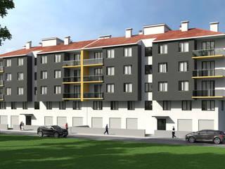 Dündar Design - Mimari Görselleştirme Multi-Family house