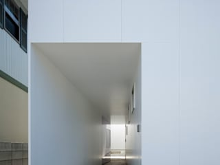 風が通り抜ける家: ARCHIXXX眞野サトル建築デザイン室が手掛けた一戸建て住宅です。