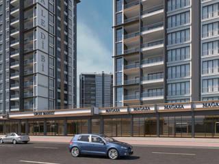Dündar Design - Mimari Görselleştirme – Kaledibi Konakları:  tarz Evler