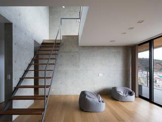 階段: ARCHIXXX眞野サトル建築デザイン室が手掛けた階段です。