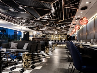 Bars & clubs by Artta Concept Studio, Modern