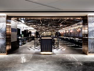 Modern bars & clubs by Artta Concept Studio Modern