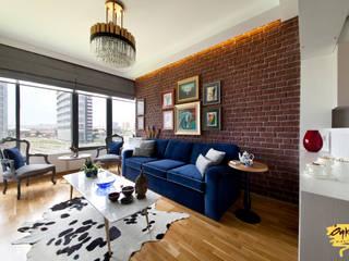 Öykü İç Mimarlık – Bahçeşehir Proje:  tarz
