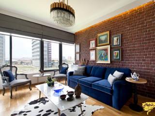 Öykü İç Mimarlık – Bahçeşehir Proje: modern tarz , Modern