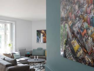 Macha's House Salon scandinave par Rénow Scandinave