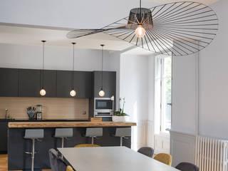 Macha's House Salle à manger scandinave par Rénow Scandinave
