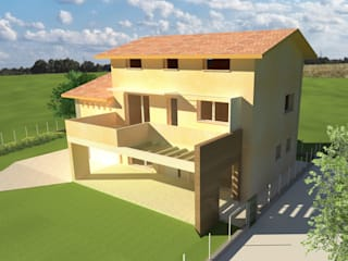 Houses by Architetti Baggio,