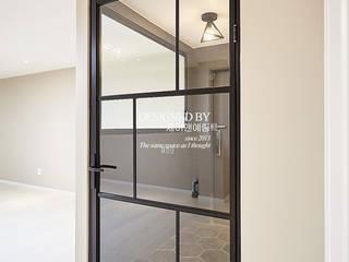 الممر والمدخل تنفيذ 제이앤예림design