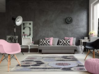 Blend & Mandala Design Teppiche :   von Carpetfine