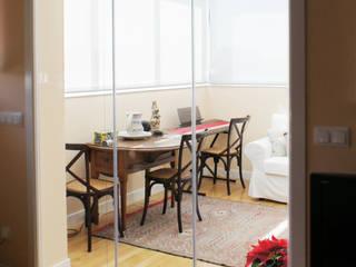 Modern dining room by Fraimar Aluminios S.L. Modern