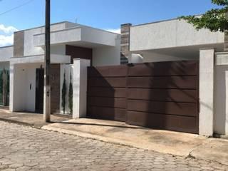 Casa MA Casas modernas por Efeito Arquitetura Moderno
