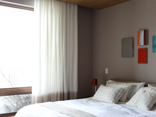 Modern Bedroom by Patricia Martinez Arquitetura Modern