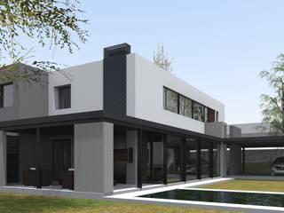 CASA AR de BM3 Arquitectura Minimalista