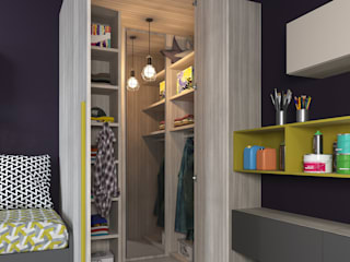 Nespoli 3d Nursery/kid's roomWardrobes & closets
