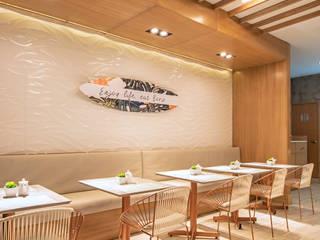 Boru Gastronomía de estilo moderno de Dimetrica Arquitectos Moderno