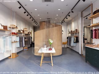 SH1613 FASHION SHOP/ BEL DECOR bởi Bel Decor