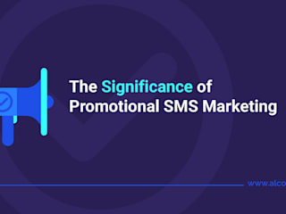 Grow your business with Promotional SMS service:  Floors by Alcodes