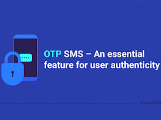Otp SMS | 2 Factor authentication provider| Alcodes:  Floors by Alcodes
