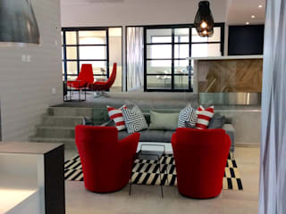 : modern  by MINIM INTERIOR DESIGN, Modern