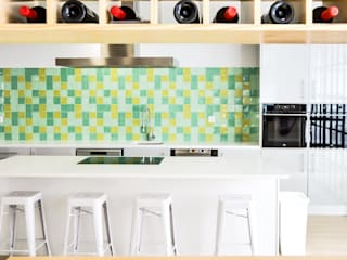 Eclectic style kitchen by Sónia Cruz - Arquitectura Eclectic
