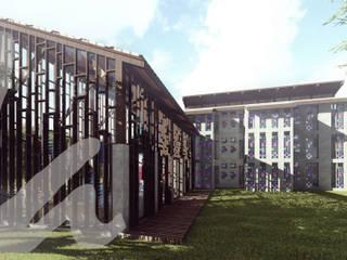 by Lá Architeqtura Diseño + Construcción
