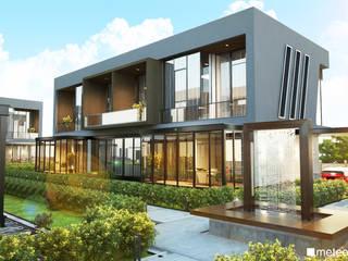 Meteor Mimarlık & Tasarım Villas