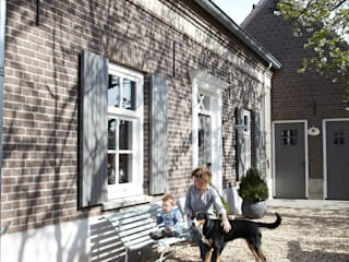 Country style house by Pure & Original Country