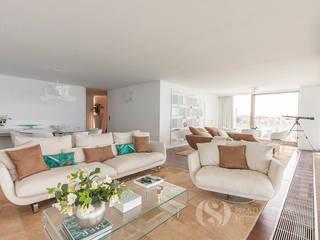 Salas de Estar: Salas de estar  por MY STUDIO HOME - Design de Interiores