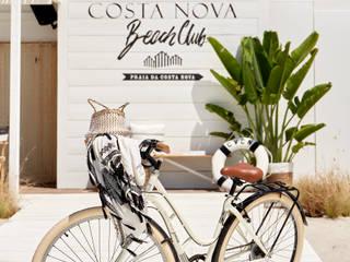 Costa Nova Beach Club: Espaços de restauração  por COSTA NOVA