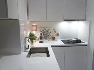 Vaugirard - Paris XV - 130 m2 Locaux commerciaux & Magasin modernes par Desjoconception Moderne
