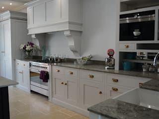 Showroom Willow Tree Interiors Kitchen Granite Grey