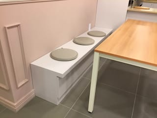 Dining room by 덴보드, Modern