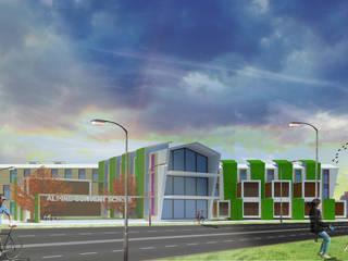 Alpine Convent School: modern  by Designasm Studio,Modern
