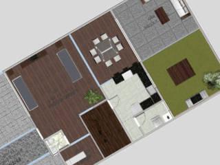 Proyecto La Cartuja Casas modernas de sei design Moderno