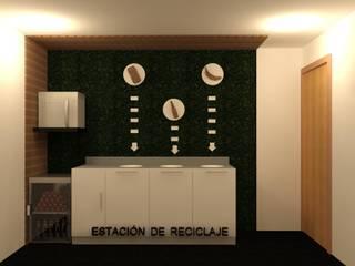 modern  by Perfil Arquitectónico, Modern