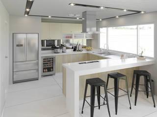 Cocina: Cocinas equipadas de estilo  por ARQSU, Arquitectura e Interiorismo
