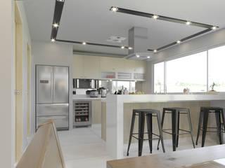 Cocina: Muebles de cocinas de estilo  por ARQSU, Arquitectura e Interiorismo