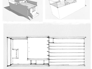 ESQUEMAS:  de estilo  por Arga Arquitectura