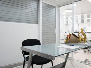 ODONTALIA, Consultorio Dental de ARQSU, Arquitectura e Interiorismo