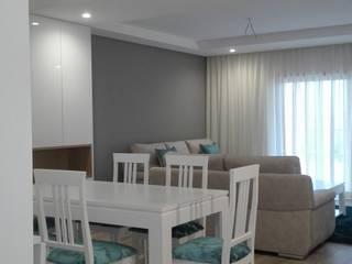 Luz project Salas de jantar modernas por Giihome Moderno