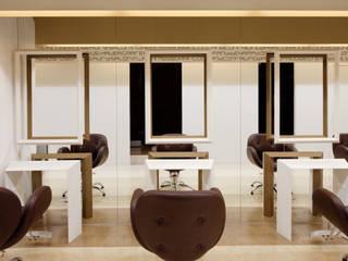 C-STYLE モダンな商業空間 の 株式会社KAMITOPEN一級建築士事務所 モダン