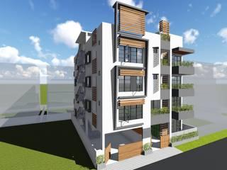 Chakravarthy Residence: modern  by Designasm Studio,Modern