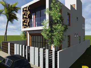 Desai Residence by Designasm Studio