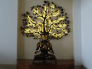 Handcrafted Tree of Life : modern  by Bhuvi design studio,Modern